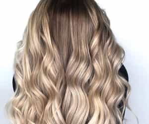 gorgeous, hair, and highlights image