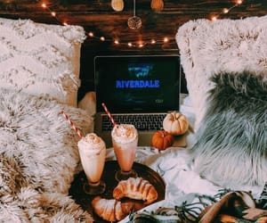 autumn, riverdale, and cozy image