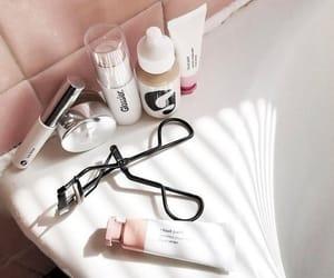 makeup, glossier, and pink image