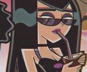 aesthetic, cartoon, and grunge image