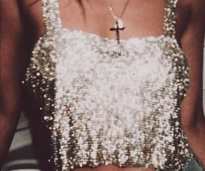 fashion, aesthetic, and glitter image