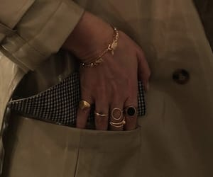 style, aesthetic, and jewelry image