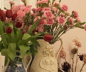 bohemian, boho, and carnations image