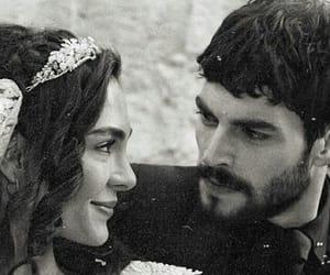 hercai, couple, and series image