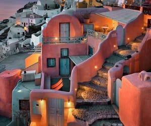 Greece, travel, and beautiful image