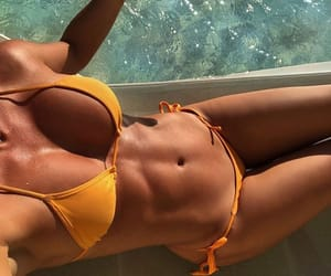 abs, bikini, and health image