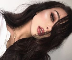 beauty, makeup, and hair image