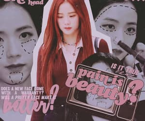 aesthetic, blackpink, and beauty image