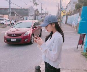 yewon, hwang eunbi, and sowon image