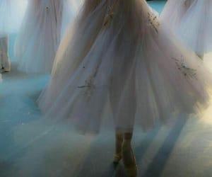 aesthetic, ballerina, and ballet image