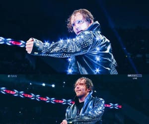 lol, dean ambrose, and wwe image