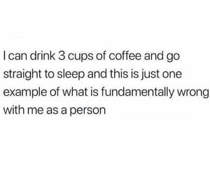 coffee, funny, and lifestyle image