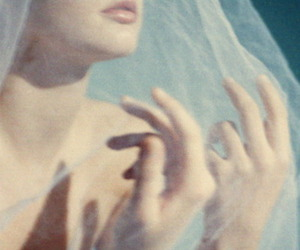 veil and hands image