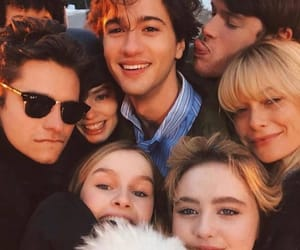the society, kathryn newton, and kristine froseth image