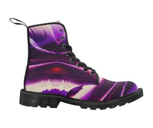 custom shoes, raveoutfit, and cosmic trip image