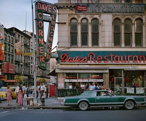 80s, car, and new york image