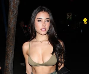 outfit, street style, and madison beer image