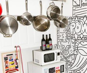 decorating, studio apartment, and home decor image