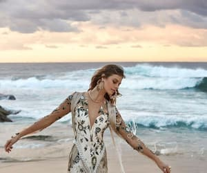 beach, beauty, and summer image