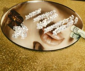 diamonds, money, and fashion image