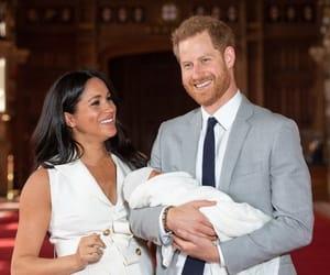 prince harry, meghan markle, and princess diana image