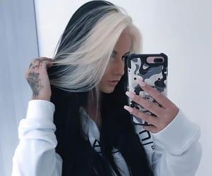 girl, hair, and make-up image
