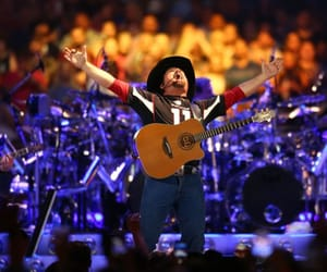 concert tickets, live music, and garth brooks image