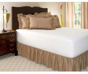 taupe-bed-skirt image