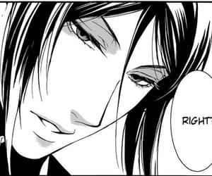 manga, anime, and kuroshitsuji image
