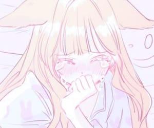 adorable, anime, and girl image