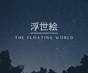 aesthetic, ukiyo, and kanji image