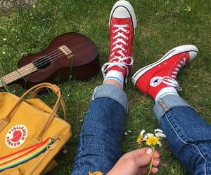 aesthetic, artsy, and converse image