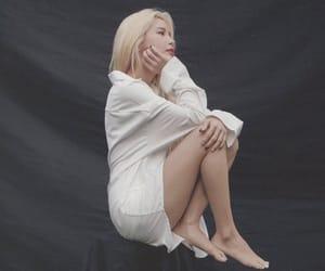 black, blonde, and yongsun image