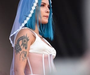 halsey and hfk image