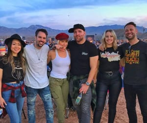 wwe, dean ambrose, and renee young image