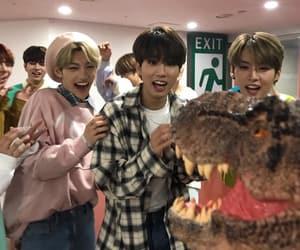 felix, jisung, and minho image
