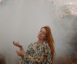 beauty, florence welch, and music image