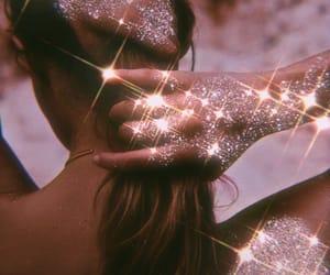 90s, glitter, and diamonds image