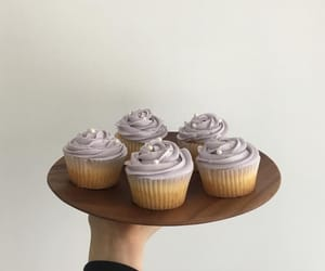cupcakes, dessert, and photography image
