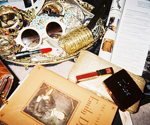 book, dior, and jewelry image