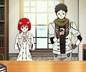 anime, obi, and anime girl image