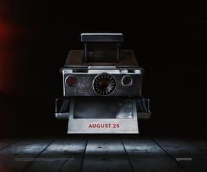 camera, cinema, and scary image