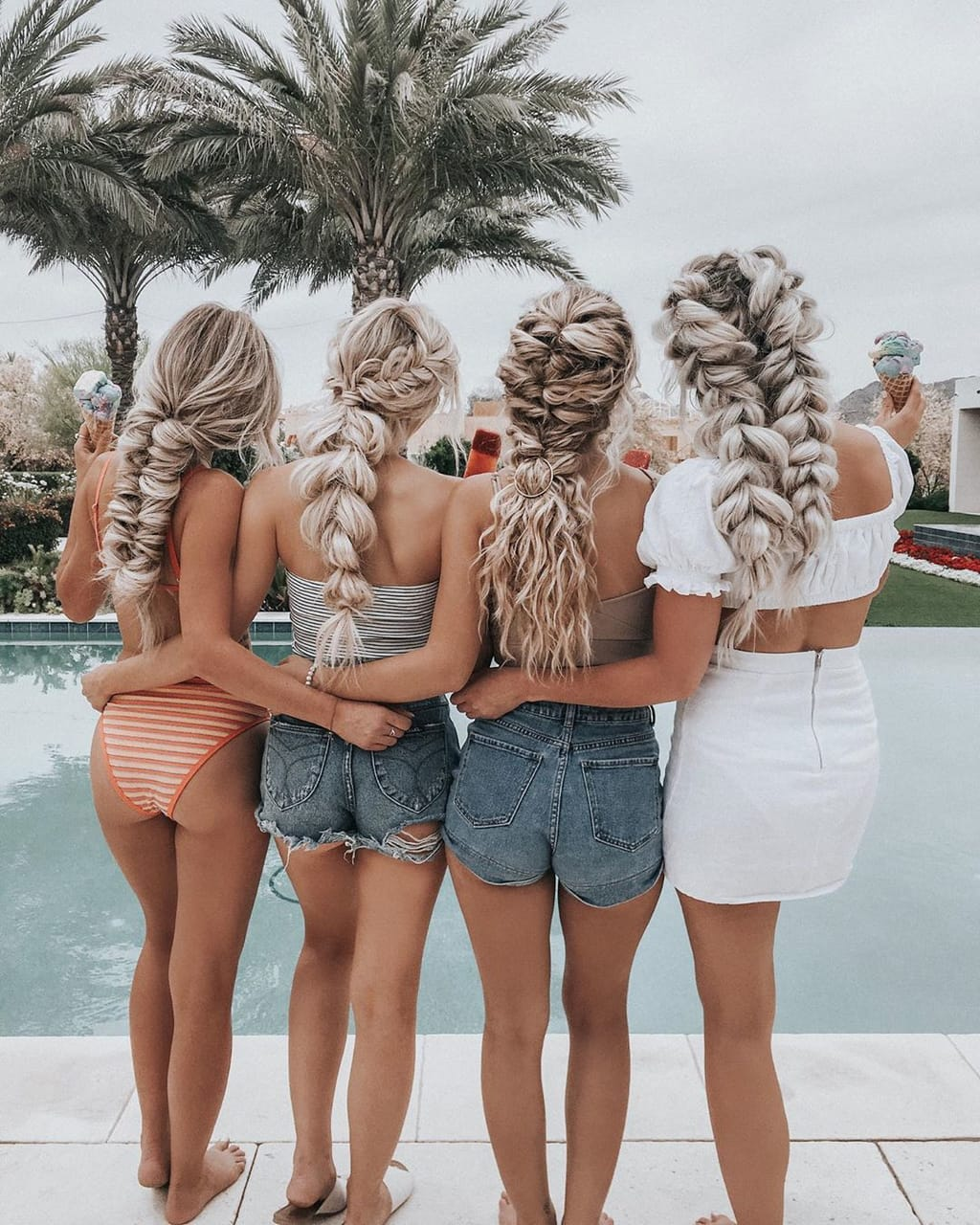 amazing, bff, and blonde image