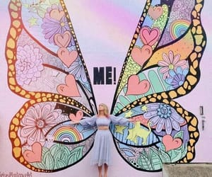 butterfly, me, and music image