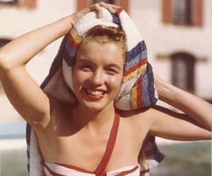 Marilyn Monroe, vintage, and retro image