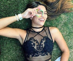bralette, girls, and transparencies image