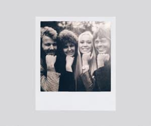 Abba, polaroid, and wallpaper image