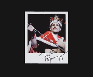 70's, autograph, and Queen image