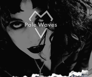 pale waves, heather baron-gracie, and twitter header image
