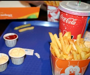 food, chips, and disney image
